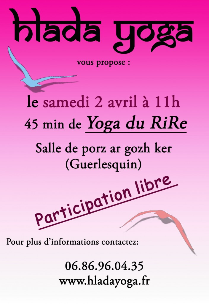 affiche Yoga rire 2_04_16